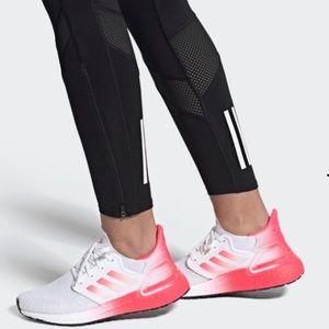 adidas UltraBOOST 20 Cloud White/Pink Ombré